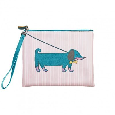 Etui Over the moon Dog pouch