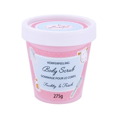 Badefee Cotton candy scrub grapefruit