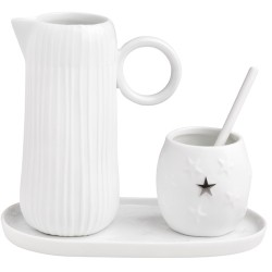 Koffie set Stars and Stripes