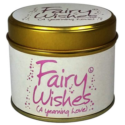 Geurkaars Lily Flame Fairy Wishes