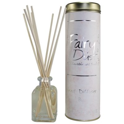 lily Flame diffuser fairy dust