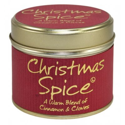 Geurkaars Lily Flame Christmas Spice