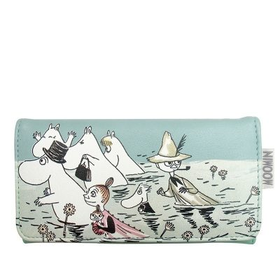 Portefeuille Moomin river wallet