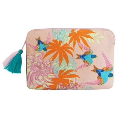 luxe Ipad case swallow