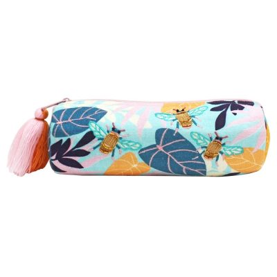 luxe bee Barrel pouch